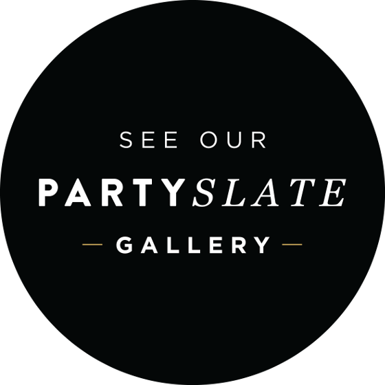 See our PartySlate gallery